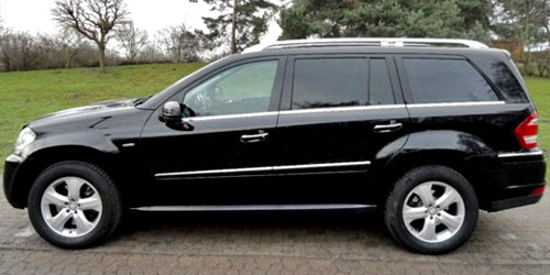 Blackautonuoma mercedes benz gl nuoma for Mercedes benz haverhill ma